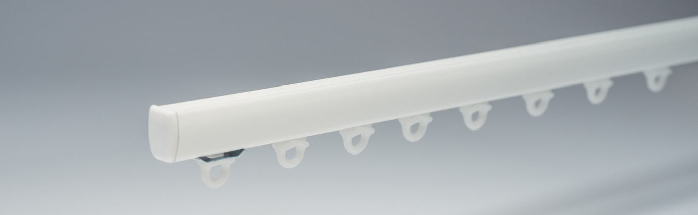 SF Gordijnrails onderdelen