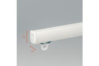 SF Luxe Aluminium Gordijnrails € 6,95 per meter